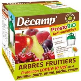 Pack prépayé phéromone pour prestobio spécial arbre fruitier